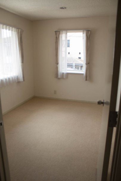 Fourth upstairs bedroom