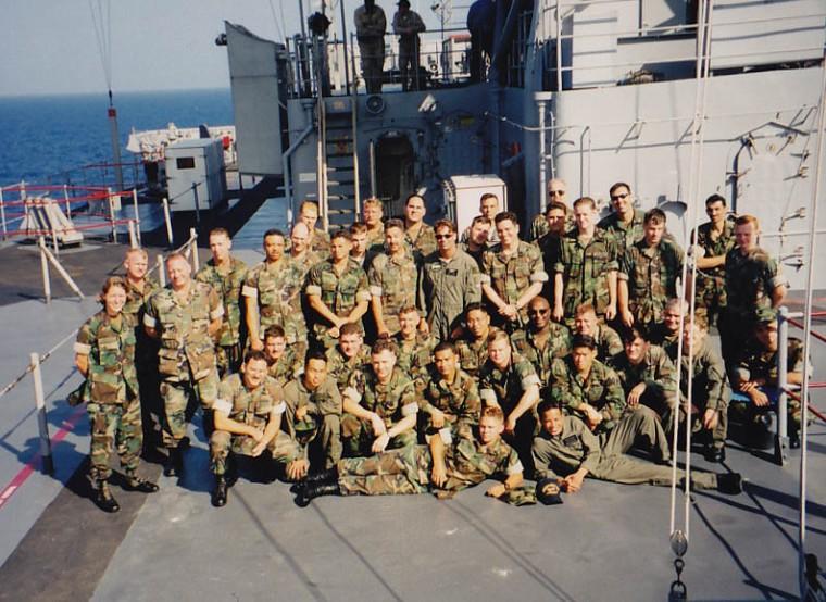 Assault Craft Unit Five, Detachment WESTPAC ALFA
